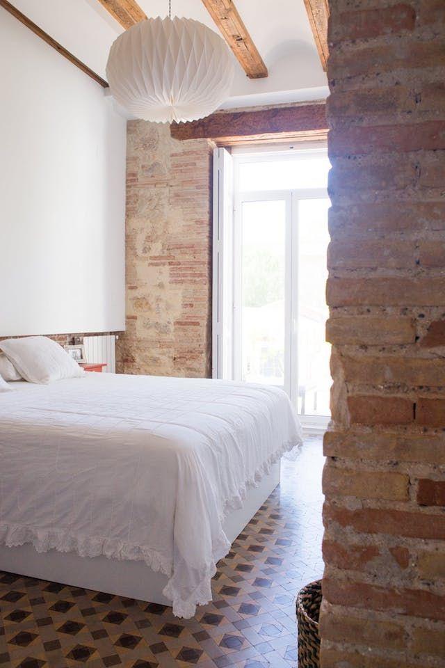 La reforma de un piso antiguo en El Carmen ¡Hola nuevo rústico!