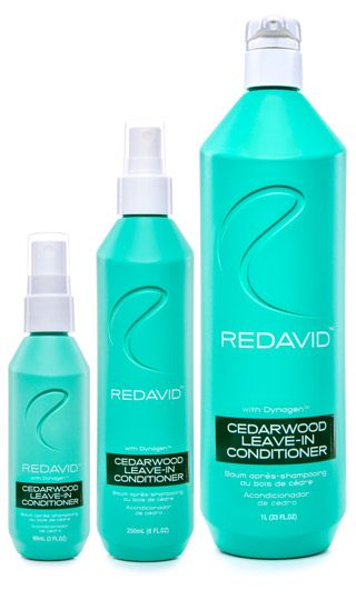 CEDARWOOD LEAVE-IN CONDITIONER: The style boost that travels with you | http://www.redavidhair.com/products/leave-in-conditioner/