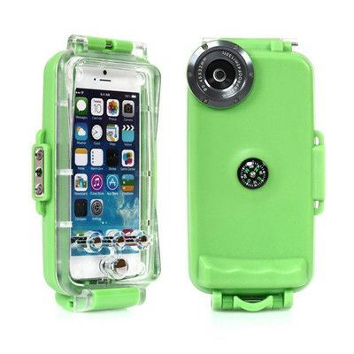 Waterproof-Divers 40M-Case for iPhone 6 6S Comes in Multiple Colors Full Protection from Outside Forces