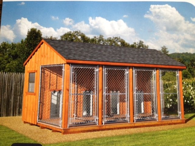 11 Best Images About Dog Kennels On Pinterest 10