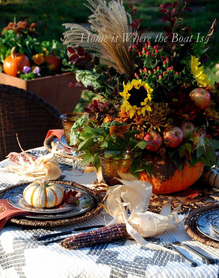 Best ideas about pumpkin vase on pinterest mums in