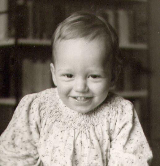 Broer René begin jaren 60