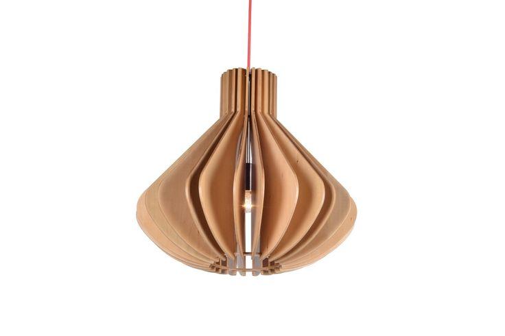 Pendant+Light+Natural+Timber+Wood+Vitlok