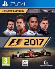 juego ps4 formula 1 2017 special edition