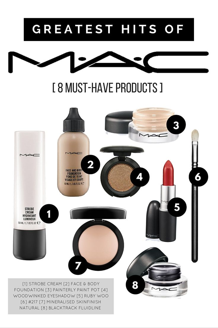 Our all time favourite products from MAC we cannot live without! #mac #makeup
