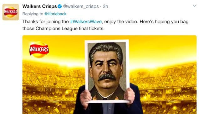 Chip Brand's Automated Twitter Promotion Spirals Out Of Control