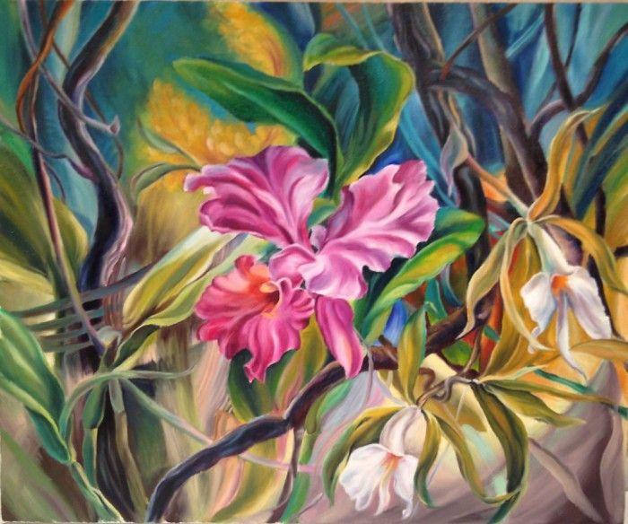 работы художника Vie Dunn-Harr - 05