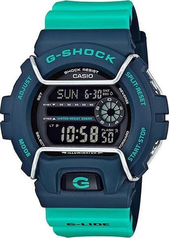 Casio Mens G-Shock GLS-6900 G-LIDE Series Watch (Model No. GLS-6900-2A) #glide #gshock