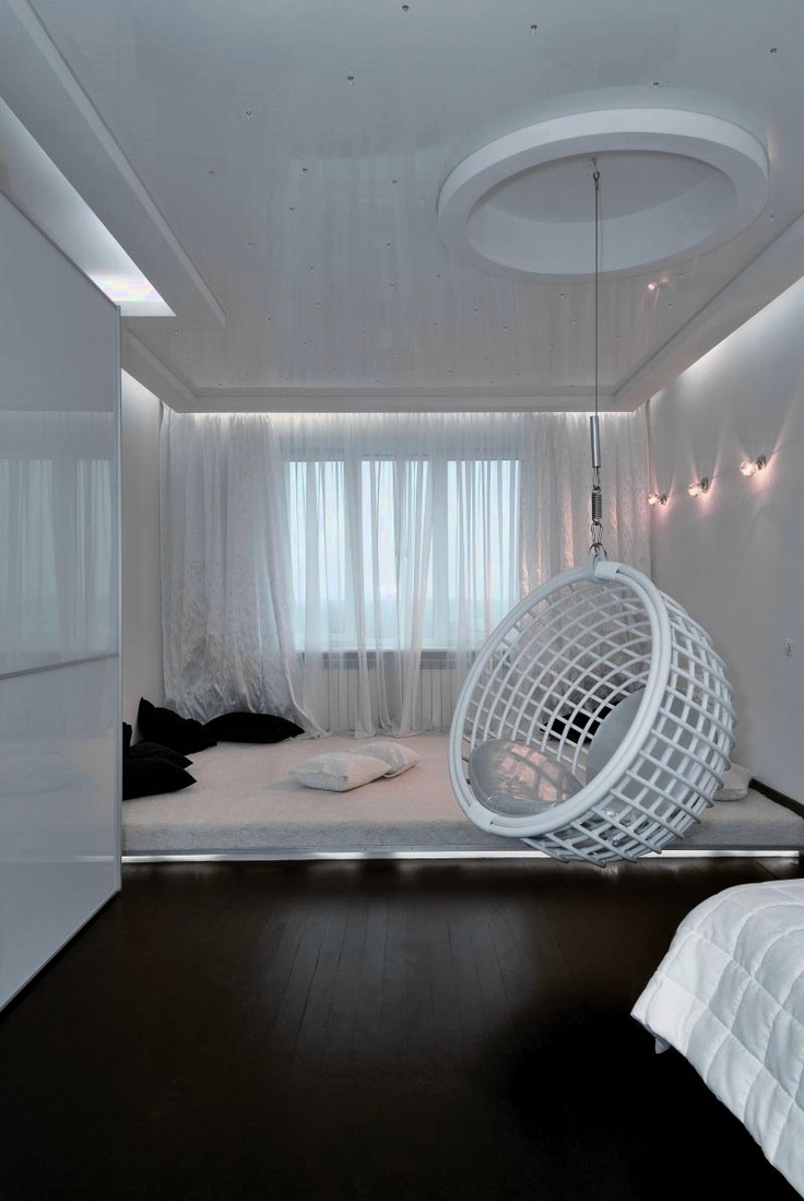 Swing Chair In Bedroom 17 Best Images About Swing Chairs On Pinterest Bedrooms Outdoor