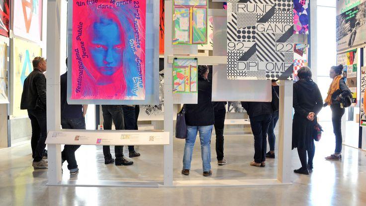 Alumnos y docentes del IED Madrid participaron en varias actividades de la 27ª Bienal de Diseño Gráfico de Chaumont, Francia. Una experiencia internacional inolvidable centrada en el Diseño Gráfico y su poder expansivo.