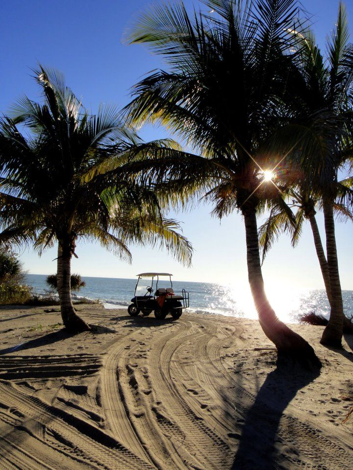 North Captiva Island, FL~ Accessible Only By Boat; Went In