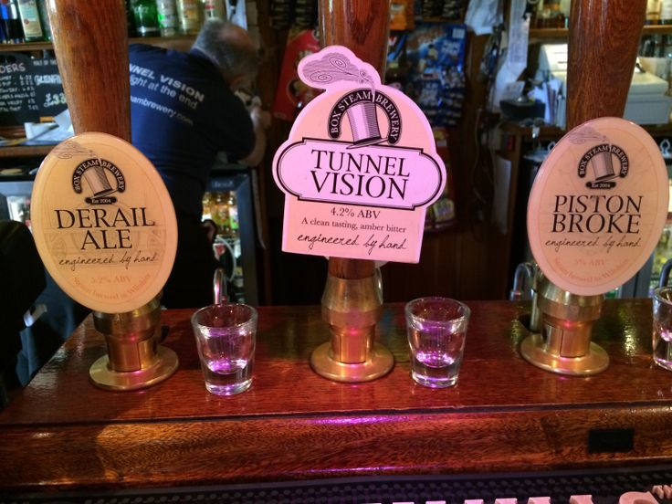 The beers of Somerset and Wiltshire on tap at the Cross Gunns