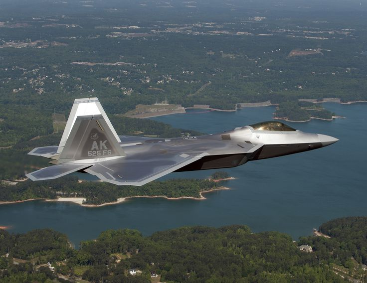 The final F-22 Raptor (# 4195) delivered to the U.S. Air Force on May 2, 2012. Marietta, Ga.