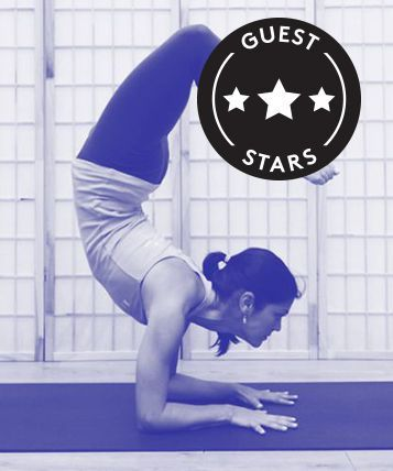 Most Difficult Yoga Poses - Correct Form, Balance   One of our go-to yogis breaks down the five most difficult yoga poses. #refinery29 http://www.refinery29.com/yoga-poses