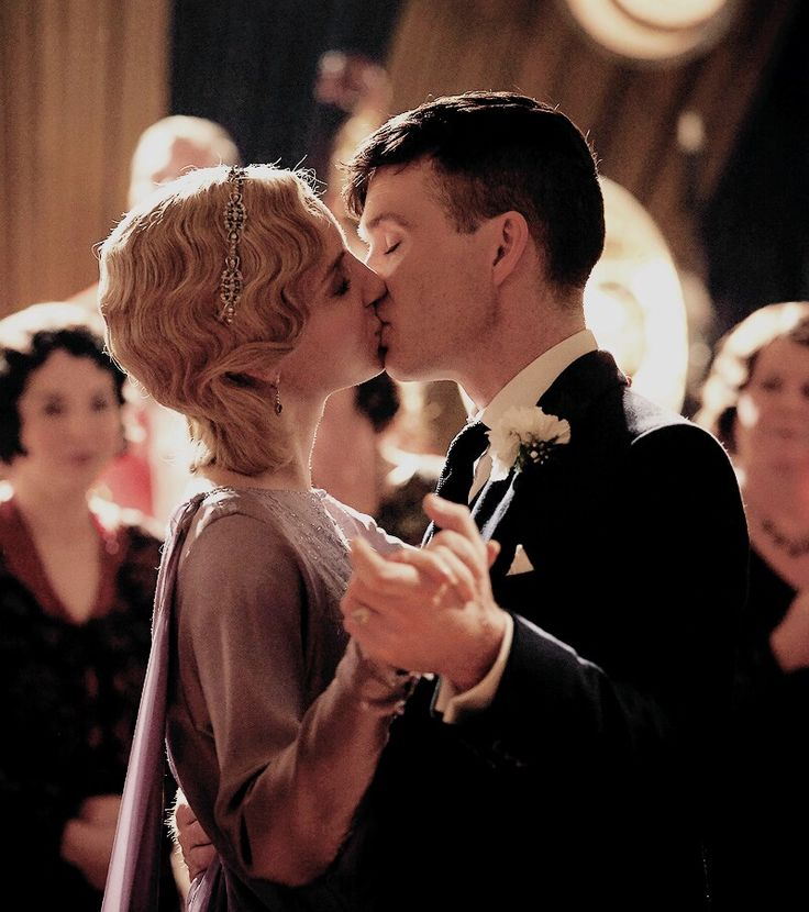 Grace & Tommy Shelby | Peaky Blinders
