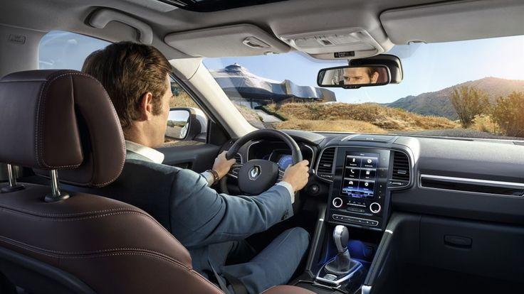 New Renault  KOLEOS |SUV| Renault Middle East