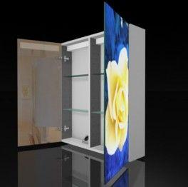 Ideal Sehen Sie Ihr Badezimmer sich selbst und Ihre Welt in einem ganz neuen Licht