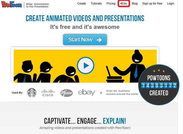 Powtoon : la vidéo animée à la portée de tous