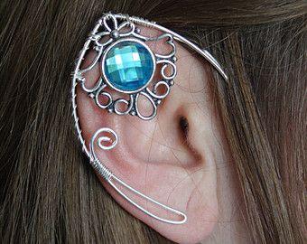 original handmade by ayalga etsy elven ear ear cuff by Ayalga