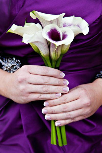 Wedding Ideas by Color: Purple