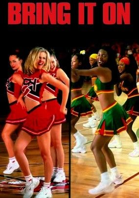 Bring It On is the original cheerleader movie starring Kirsten Dunst that spun off a franchise of movies and even a broadway musical. This Teen-centric movie is actually well written and enjoyable. Worth watching.