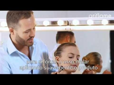 As Dicas de Maquilhagem Oriflame: Sabe como aplicar o blush correctamente? Sabe qual o mais adequado para o seu tom de pele? Veja o vídeo do make up artist da Oriflame, Jonas Wramell.