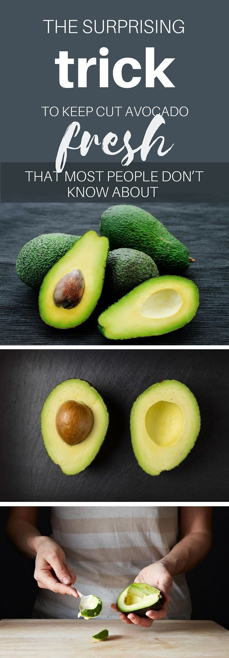 The Surprising Trick to Keep Cut Avocados Fresh That Most People Don't Know About