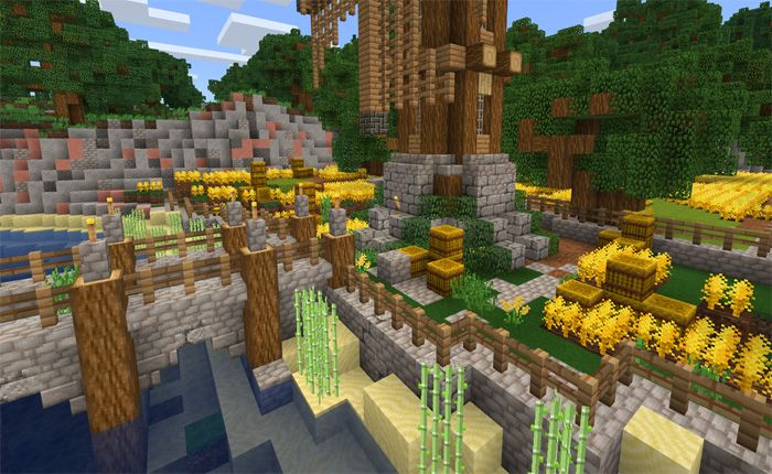 Texture Packs For Minecraft Pe 1 2 0 7 Pocket Edition Mcpe Box Minecraft Minecraft Pe Texture Packs