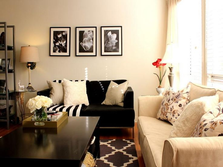 painting a white room | Paint Colors for Living Room Black And White Chair