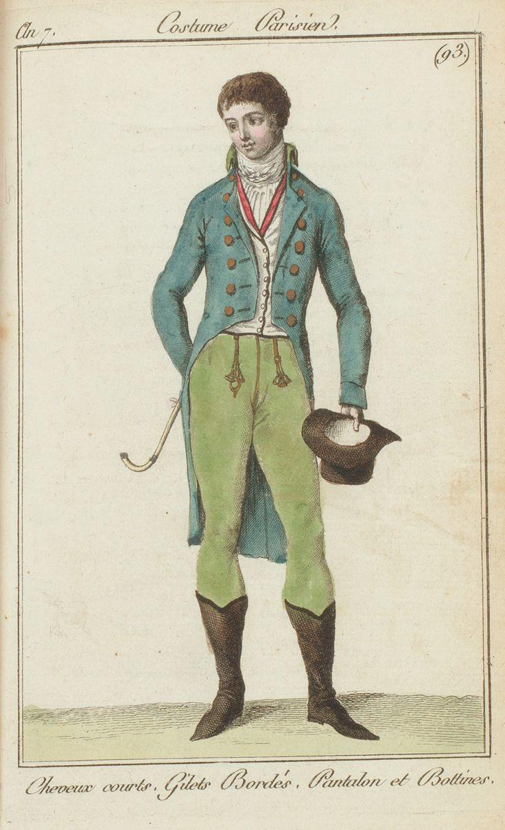 Regency fashion plate the secret dreamworld of a jane austen fan - Journal Des Dames Et Des Modes 15 Ventose An