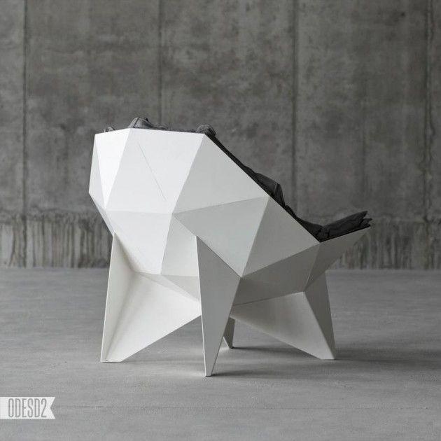 Q1 Lounge Chair, 2013 Zbroy Svyatoslav, Dmitry Bulgakov Www.odesd2.com.
