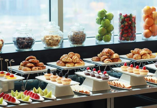 Coffee break buffet - Google Search (Breakfast Buffet)