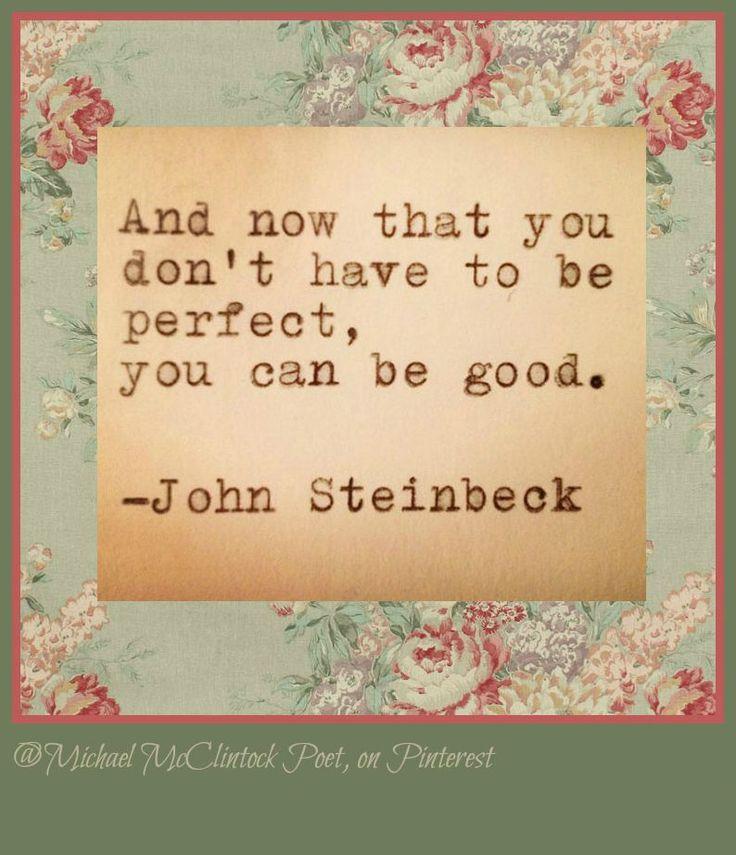 John Steinbeck quote. John steinbeck quotes, Steinbeck