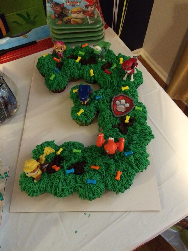 25 Best Ideas About Paw Patrol Cupcakes On Pinterest