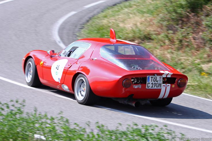: 1967 Fiat Abarth OT 1300...