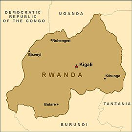 Rwanda has one of the most stable governments in Africa. Rwanda has a unitary form of government and is run by a president. It is also a republic.