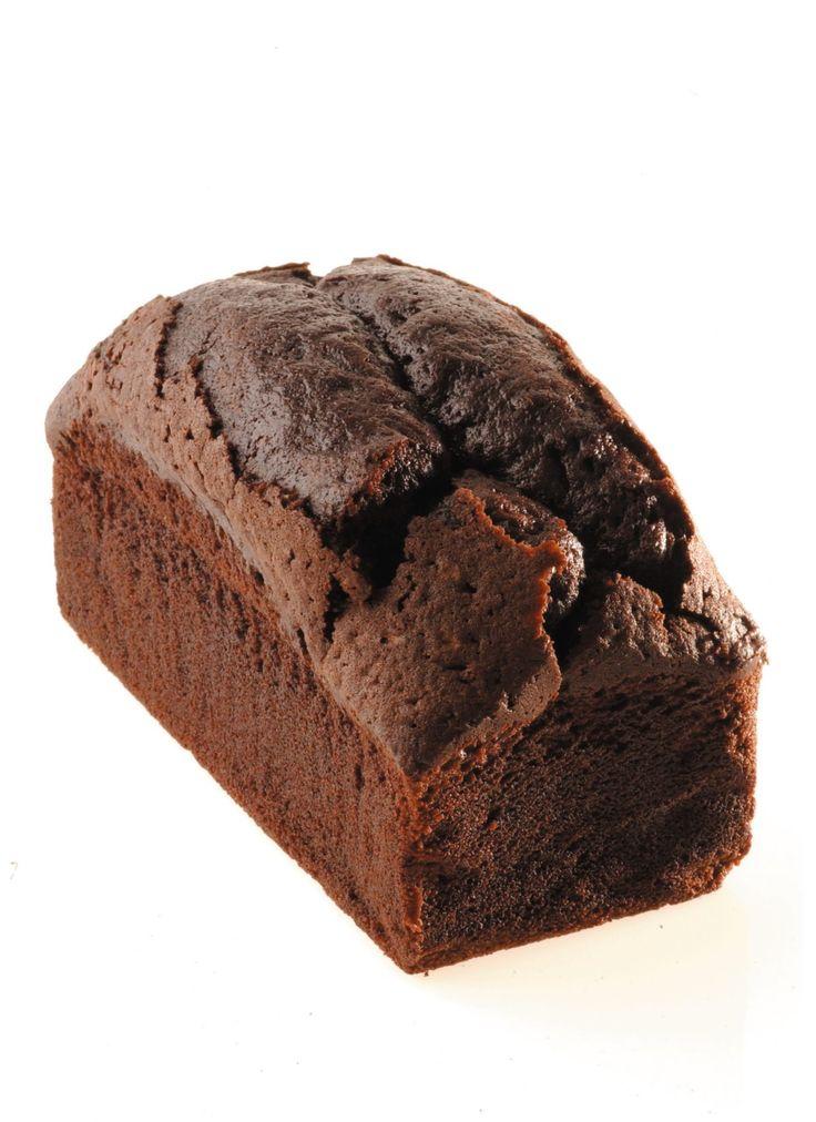 Cake au chocolat par Alain Ducasse