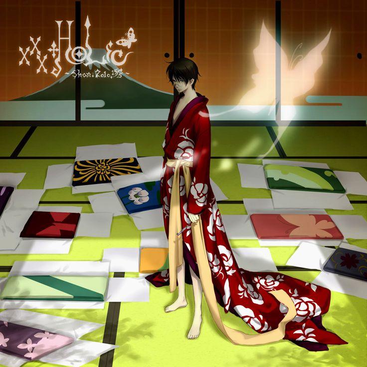 Shan, xxxHOLiC, Watanuki Kimihiro, Shadow, Room