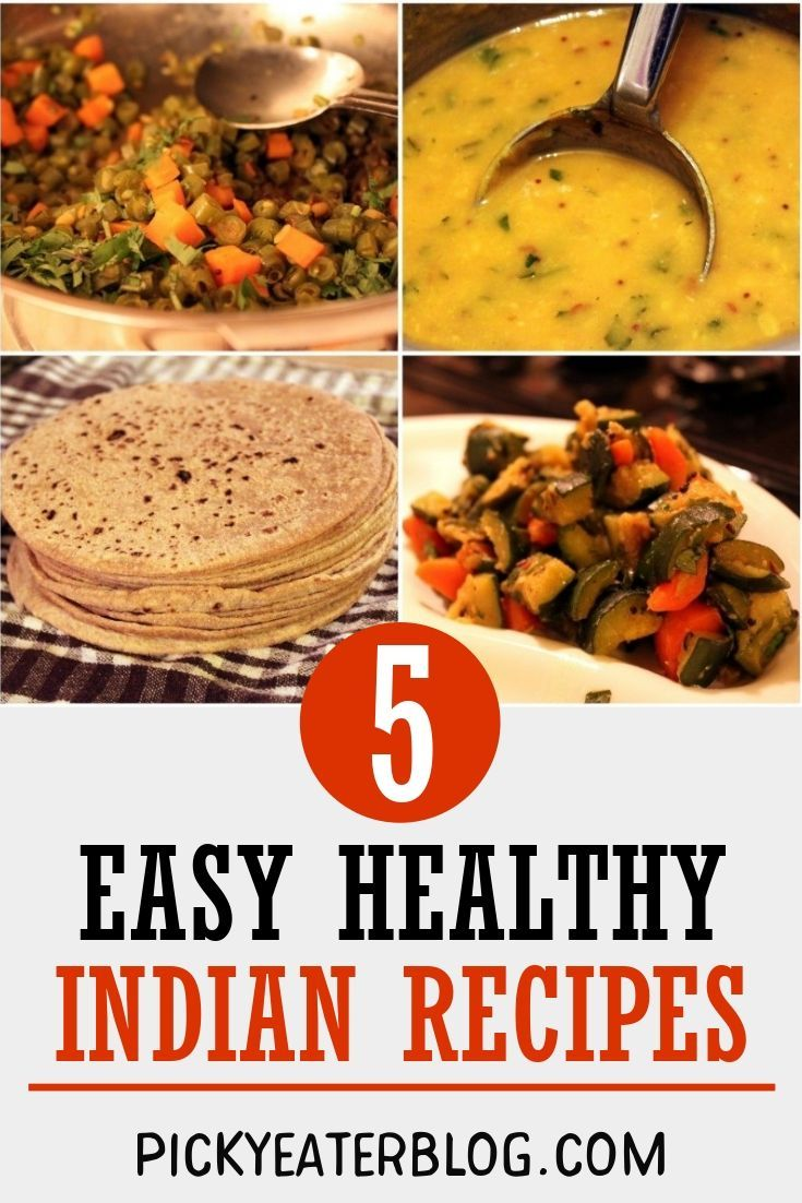 Five Easy Healthy Flavorful Indian Recipes If You Are Craving For Healthy Indian Food Indian Food Recipes Healthy Indian Recipes Vegetarian Recipes Healthy