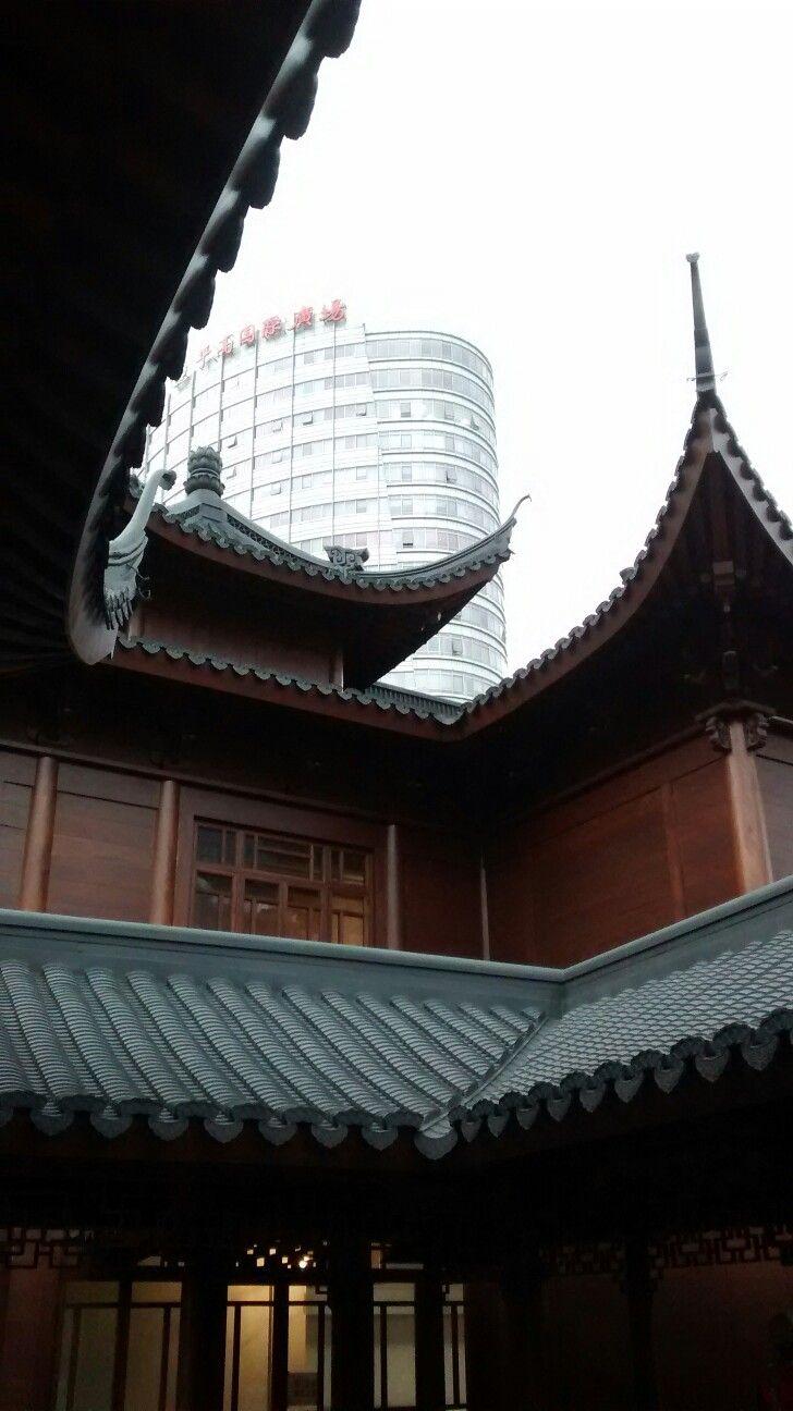 Het oude en nieuwe Sjanghai