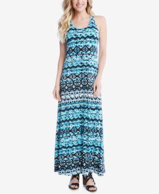 Karen Kane Tasha Printed Maxi Dress, a Macy's Exclusive Style