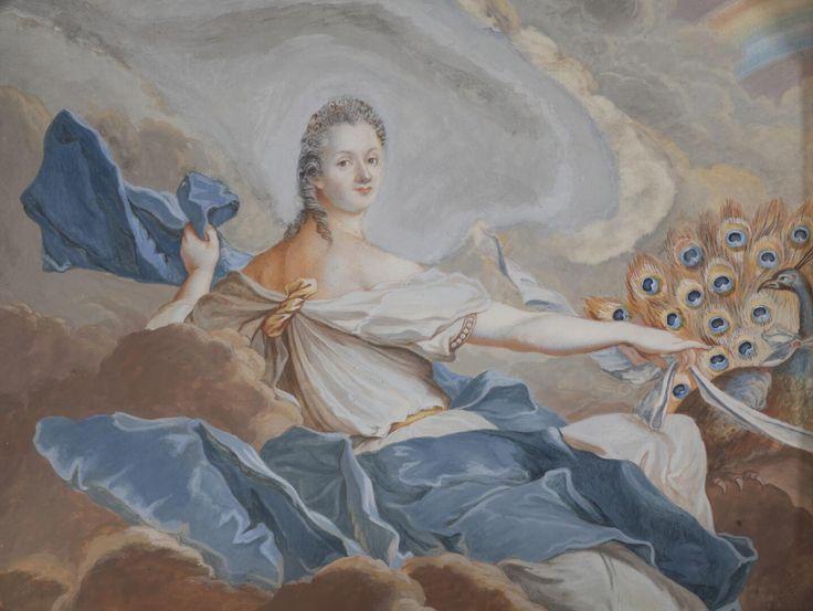 Juno, äktenskapets gudinna   Alexander Meurling   1765   Nationalmuseum, Sweden   Public Domain