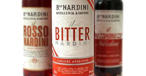 Italian Aperitifs by Distilleria Nardini