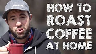 Want to discover the joys of roasting coffee beans at home, have a look at this youtube link #lovecoffee #coeffeegusto