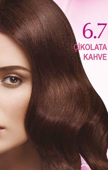 Nevacolor 2017 Saç Renk Kartelası - Nevacolor çikolata kahve saç rengi