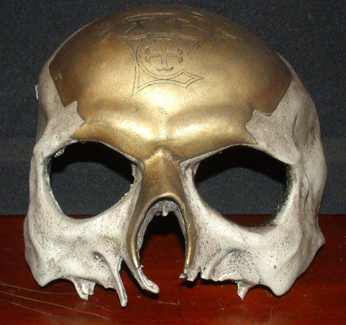 Harry Potter and the Goblet of Fire, Lucius Malfoy Death Eater Mask