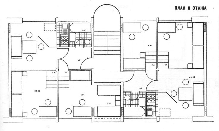 1928: The Types Study | misfits' architecture