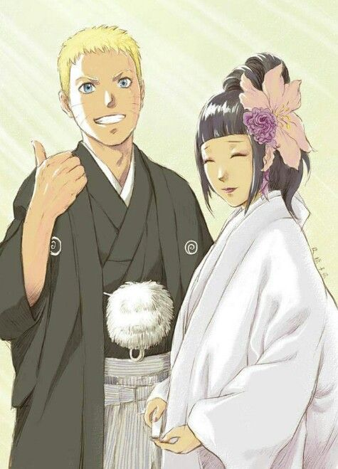 Image result for naruhina married