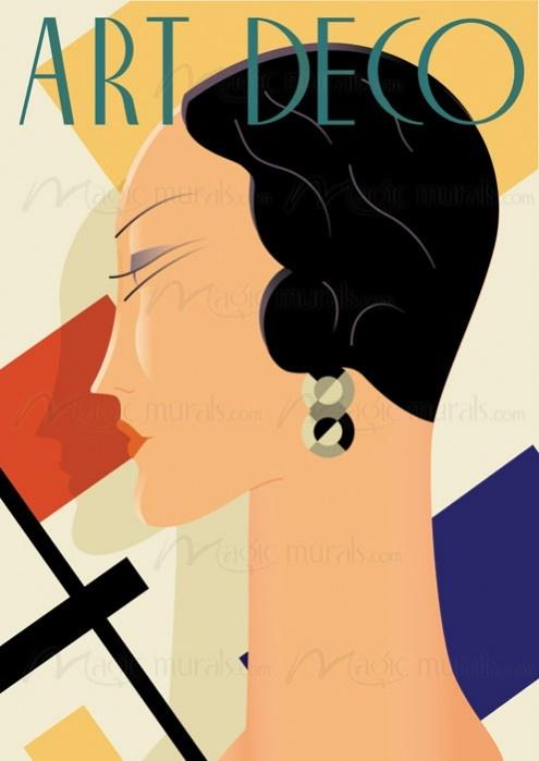 Richard weiss art deco posters pinterest for Art deco artists list