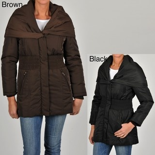 @Overstock - Wrap up in style this winter with this plus size puffer coat, available in two simple yet striking colors. This functional winter staple features four zipper pockets for gloves and accessories and would look great with your favorite winter boots.http://www.overstock.com/Clothing-Shoes/Excelled-Womens-Plus-Size-Puffer-Coat/6293912/product.html?CID=214117 $65.69